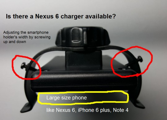 Width A3 - Nexus 6 size back